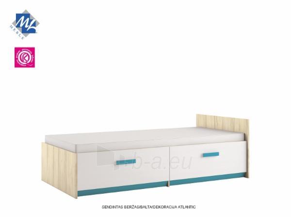 Vienvietė lova Best 17 Paveikslėlis 1 iš 19 301244000016