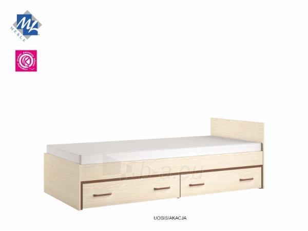 Vienvietė lova Bonti 15 Paveikslėlis 1 iš 5 301245000016