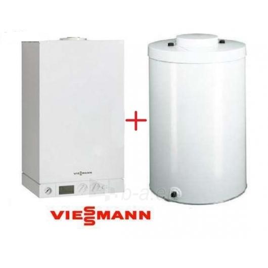 Viessmann Vitodens100W (6,5-19,0kw) + su boileriu (100,120,150) Paveikslėlis 4 iš 4 271311000127