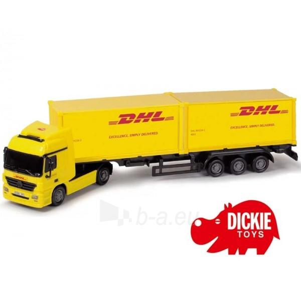 Vilkikas | Cargo Truck DHL 2016 | Dickie Paveikslėlis 1 iš 2 310820046175