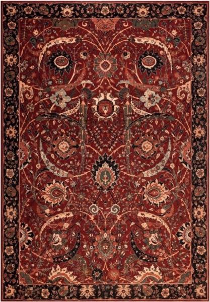 Vilnas paklāju Osta Carpets NV KASHQAI 4335-300, 135x200  Paveikslėlis 1 iš 2 237729000251