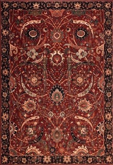 Vilnas paklāju Osta Carpets NV KASHQAI 4335-300, 135x200  Paveikslėlis 2 iš 2 237729000251