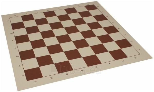 Vinilinė šachmatų lenta Nr. 6 50*50 Paveikslėlis 1 iš 1 310820003842