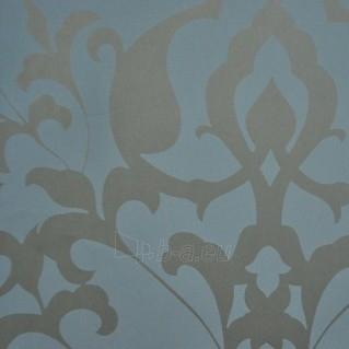 16514 ITALIAN SILKS 10,05x0,53 m wallpaper, blue raštuoti Paveikslėlis 1 iš 2 237712000405