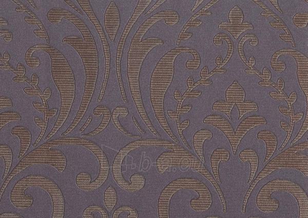 18804 ITALIAN DREAM 10.05x0,52 m tapetai, tamsiai violetinė ornamentai Paveikslėlis 1 iš 1 237712000440