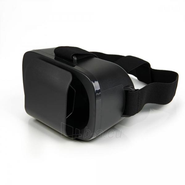 Virtualūs akiniai GOGLE VR SMART black Paveikslėlis 1 iš 3 310820044153