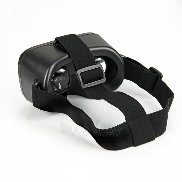 Virtualūs akiniai GOGLE VR SMART black Paveikslėlis 2 iš 3 310820044153