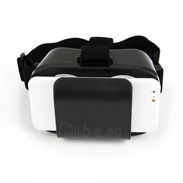 Virtualūs akiniai GOGLE VR SMART black Paveikslėlis 3 iš 3 310820044153