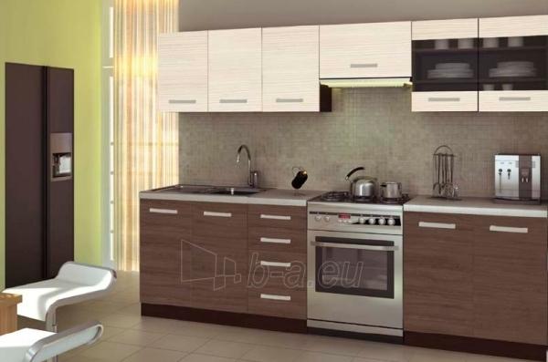 Virtuvės Komplektas AMANDA 2 - 260 cm Paveikslėlis 1 iš 2 250451000063