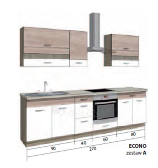 Kitchen set Econo A Paveikslėlis 2 iš 2 310820017170