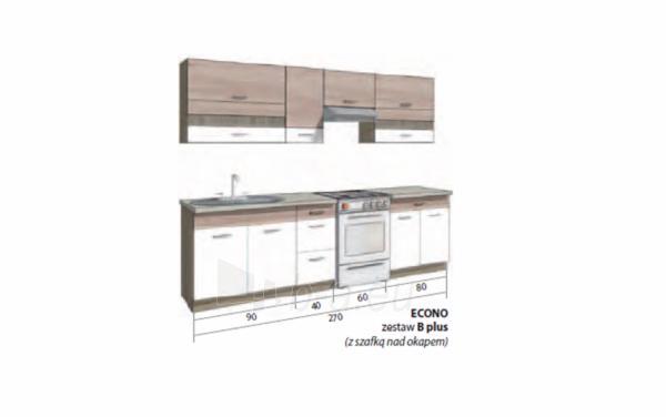 Virtuvės komplektas Econo B plus Paveikslėlis 3 iš 3 310820017173