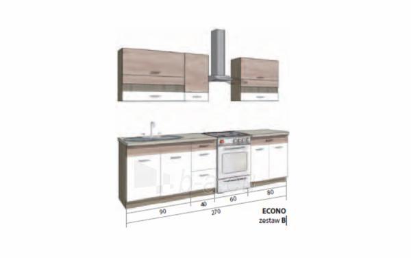 Virtuvės komplektas Econo B Paveikslėlis 2 iš 4 310820017172