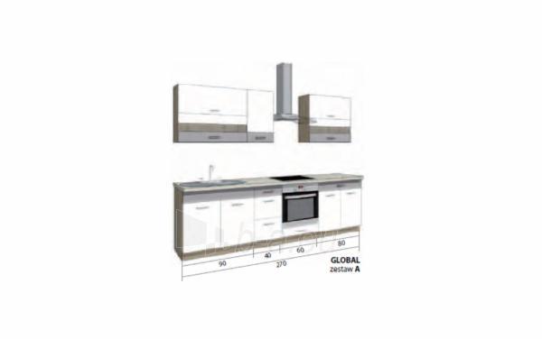 Virtuvės komplektas Global A Paveikslėlis 2 iš 3 310820017178
