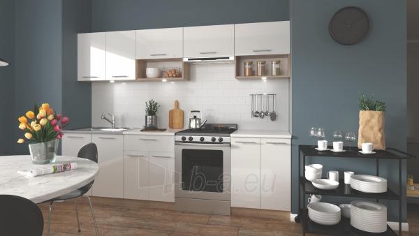 Virtuvės komplektas VIOLA 260 baltas Paveikslėlis 1 iš 1 310820195416