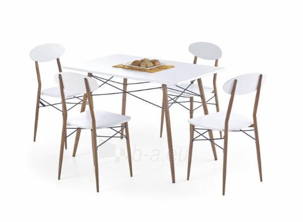 Virtuvės stalas su kėdėmis Record stačiakampis Paveikslėlis 1 iš 1 310820015376