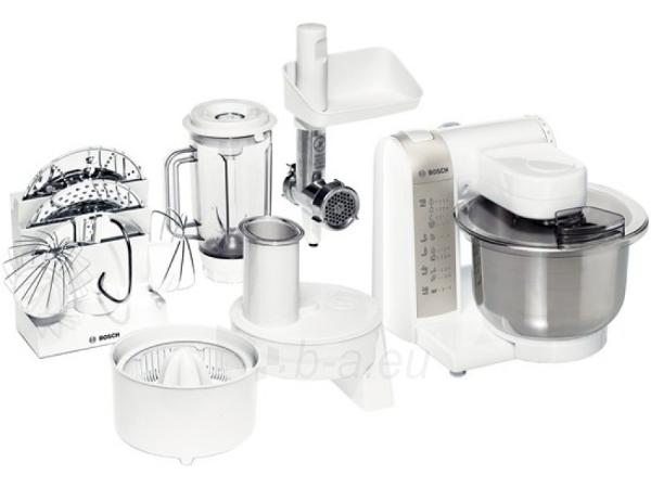 Virtuvinis kombainas Bosch MUM4880 Paveikslėlis 1 iš 1 250123930164