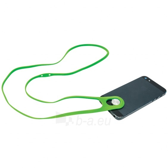 Virvelė telefonui Leash, žalia Paveikslėlis 1 iš 7 310820012565