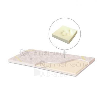 Viscoelastic antimattress (200x80x5) Paveikslėlis 1 iš 1 250436001320