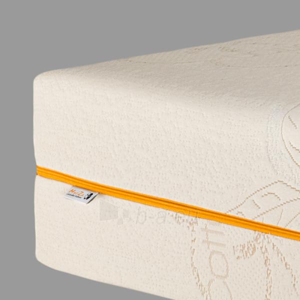 Viskoelastinis Čiužinys SVEIKUOLIS - kietas (20cm aukščio) - 100x200x20 cm Paveikslėlis 6 iš 8 250436001497