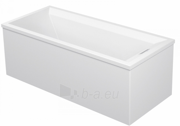 Bathtub 2nd floor 1700x750mm white,with support Paveikslėlis 1 iš 1 270716000865