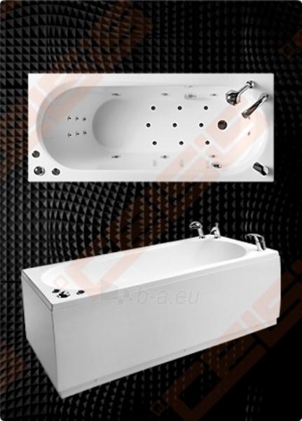 Vonia BALTECO Modul 150X70 cm su apdaila E1 bei Combi sistema S4 Paveikslėlis 1 iš 5 270716001012