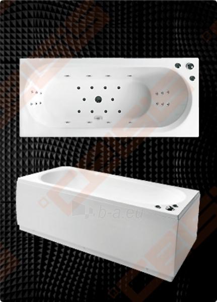 Vonia BALTECO Modul 179x80 cm su apdaila bei Hydro sistema S3 Paveikslėlis 1 iš 5 270716001016