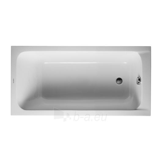 Vonia Duravit D-Code 160x70 Paveikslėlis 1 iš 2 270716000789