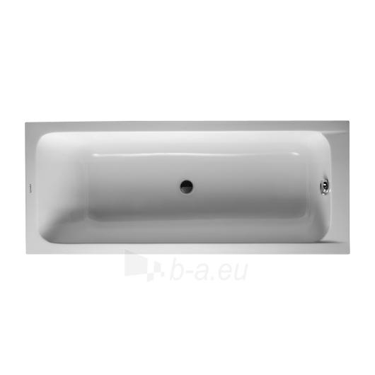 Vonia Duravit D-Code 170x70 Paveikslėlis 2 iš 5 270716000790