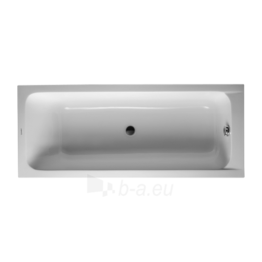 Vonia Duravit D-Code 170x75 Paveikslėlis 2 iš 5 270716000791