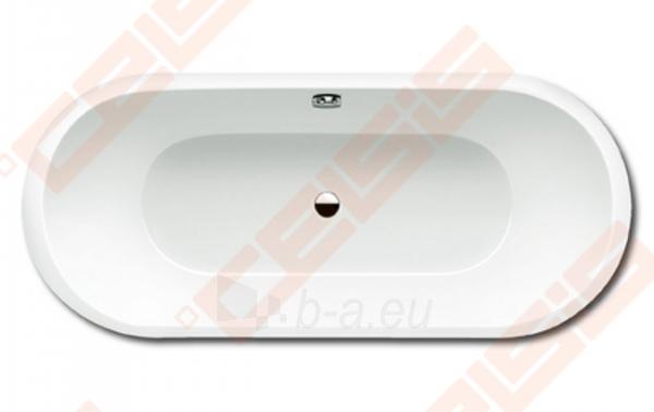 Vonia KALDEWEI CLASSIC DUO OVAL 160x70x43 cm Paveikslėlis 1 iš 2 270716001046