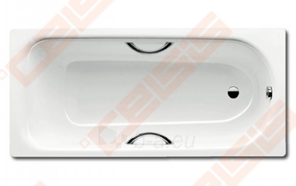 Vonia KALDEWEI SANIFORM PLUS STAR 180x80x43 cm Paveikslėlis 1 iš 1 270716001090