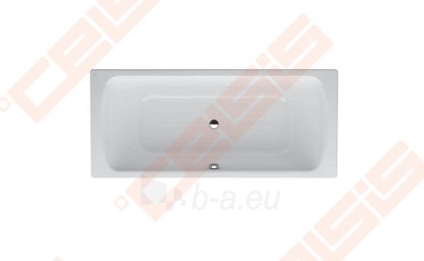 Vonia LAUFEN ModernaPlus 170x75 cm, su triukšmo slopintuvais Paveikslėlis 1 iš 2 270716001130