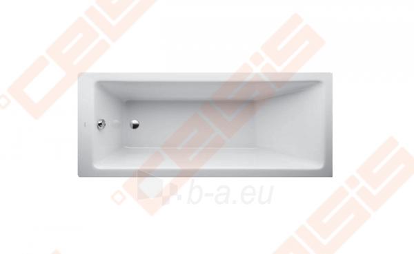 Vonia LAUFEN Pro 170x70 cm, laisvai statoma su rėmu Paveikslėlis 1 iš 2 270716001140