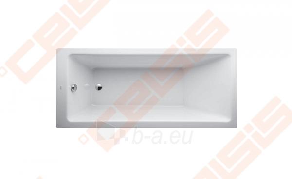 Vonia LAUFEN Pro 170x75 cm, įleidžiama Paveikslėlis 1 iš 2 270716001142