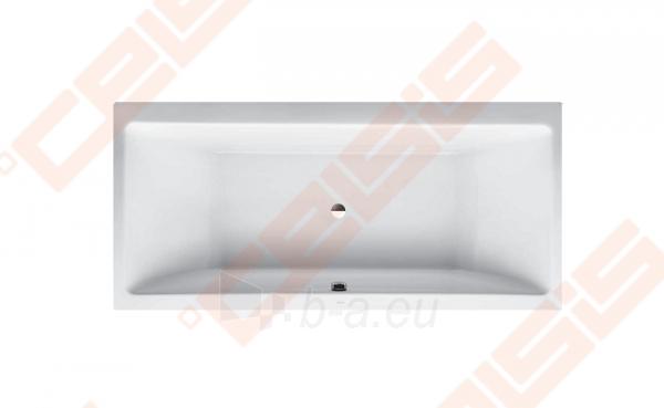 Vonia LAUFEN Pro 190x90 cm, su rėmu Paveikslėlis 1 iš 2 270716001149