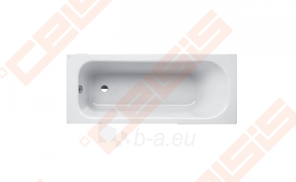 Vonia LAUFEN Solutions 170x70 cm, su rėmu Paveikslėlis 1 iš 2 270716001151