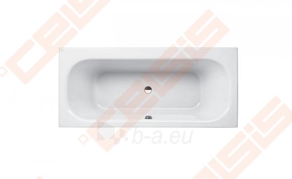 Vonia LAUFEN Solutions 180x80 cm, su rėmu Paveikslėlis 1 iš 2 270716001158