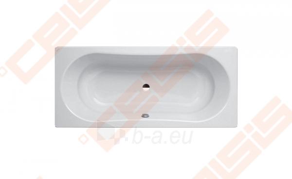 Vonia LAUFEN Thallium, 180x80 cm, su triukšmo slopintuvais Paveikslėlis 1 iš 2 270716001160