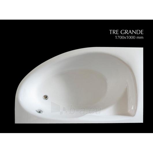 Vonia PAA Tre Grande 170x100 L/R Paveikslėlis 1 iš 2 270716000800