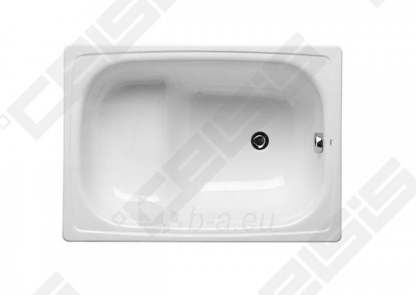 Vonia ROCA Contesa 100x70 cm, sėdimoji (su profiliuotu kraštu) Paveikslėlis 1 iš 2 270716001161