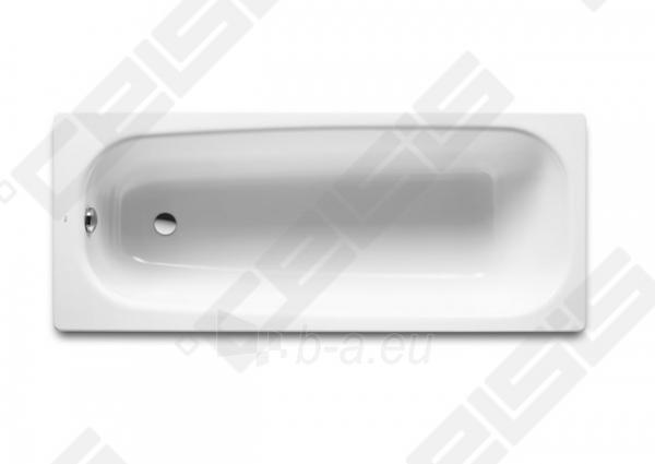 Vonia ROCA Continental 120x70 cm, be antislip Paveikslėlis 1 iš 3 270716001165