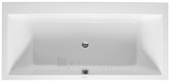 Bathtub Vero 1800x800mm whitebuilt-in, with 2 sl Paveikslėlis 1 iš 1 270716000889