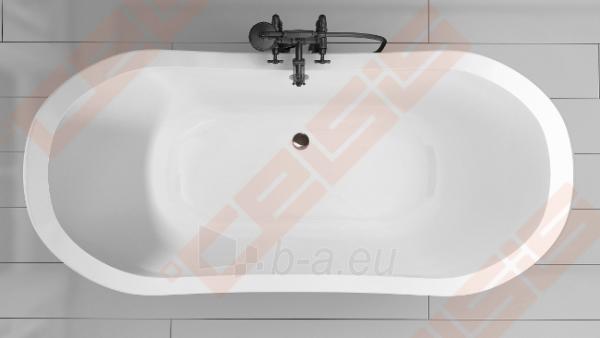 Vonia VISPOOL Impero 195x90 cm, be kojų Paveikslėlis 2 iš 6 270716001206