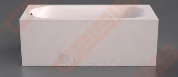 Vonia VISPOOL Libero 169,5x79,5 cm Paveikslėlis 1 iš 7 270716001209