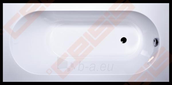 Vonia VISPOOL Libero 169,5x79,5 cm Paveikslėlis 2 iš 7 270716001209