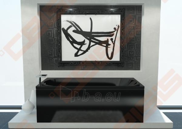 Vonia VISPOOL Libero 169,5x79,5 cm Paveikslėlis 3 iš 7 270716001209