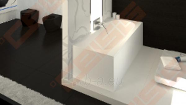 Vonia VISPOOL Libero 169,5x79,5 cm Paveikslėlis 5 iš 7 270716001209