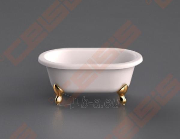 Vonia VISPOOL Lilu 80x42,5 cm Paveikslėlis 1 iš 5 270716001212