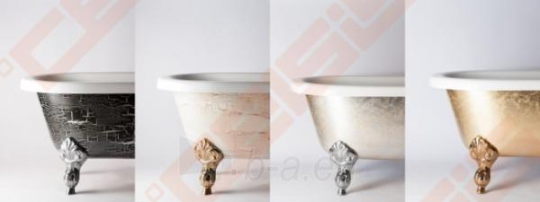 Vonia VISPOOL Lilu 80x42,5 cm Paveikslėlis 4 iš 5 270716001212