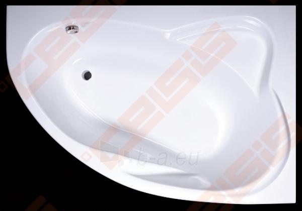 Vonia VISPOOL Marea 173,6x118 cm, kairė Paveikslėlis 3 iš 6 270716001215